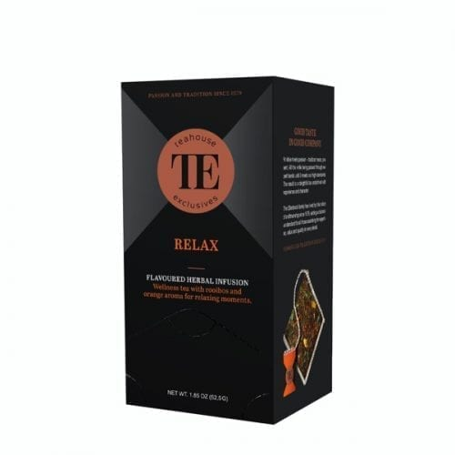 TE Teahouse exclusives Relax Tea Entspannungstee Tee Freund Kaffee
