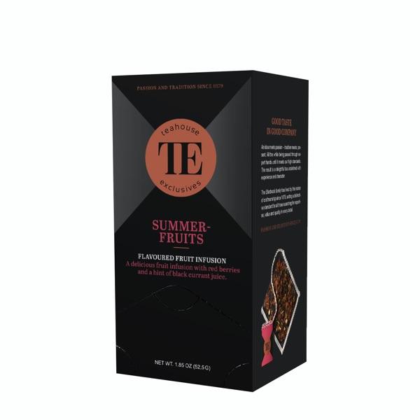 TE Teahouse exclusives Summerfruits Summer Fruits Freund Kaffee