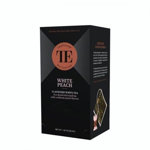 TE Teahouse exclusives White Peach Freund Kaffee