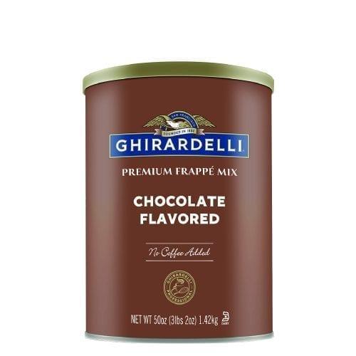 Chiradelli Frappe choco FREUND KAFFEE