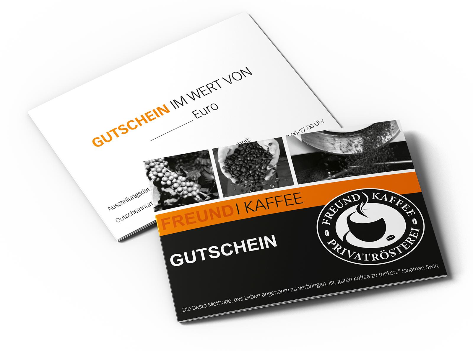 Gutscheine Kaffee Tee Zubehör Leinefelde Heiligenstadt